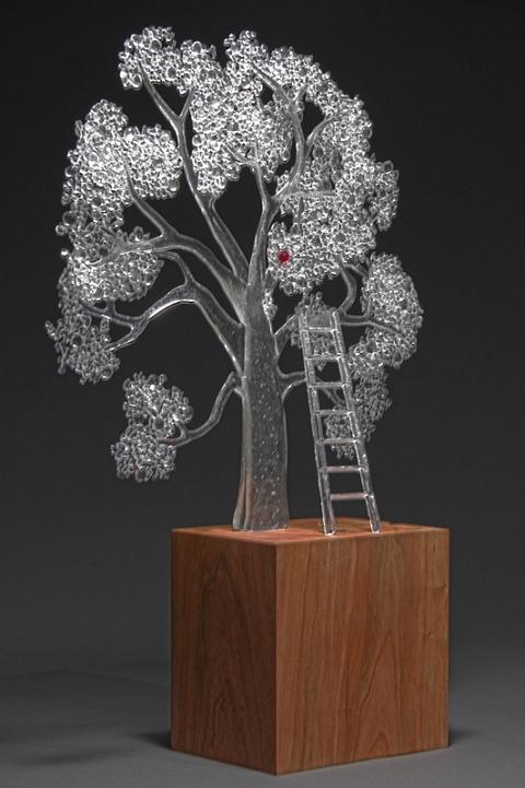 Glass Trees Glass Artist